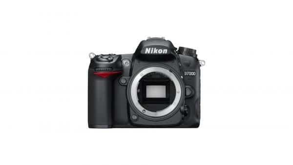 D7000 Nikon Body Front