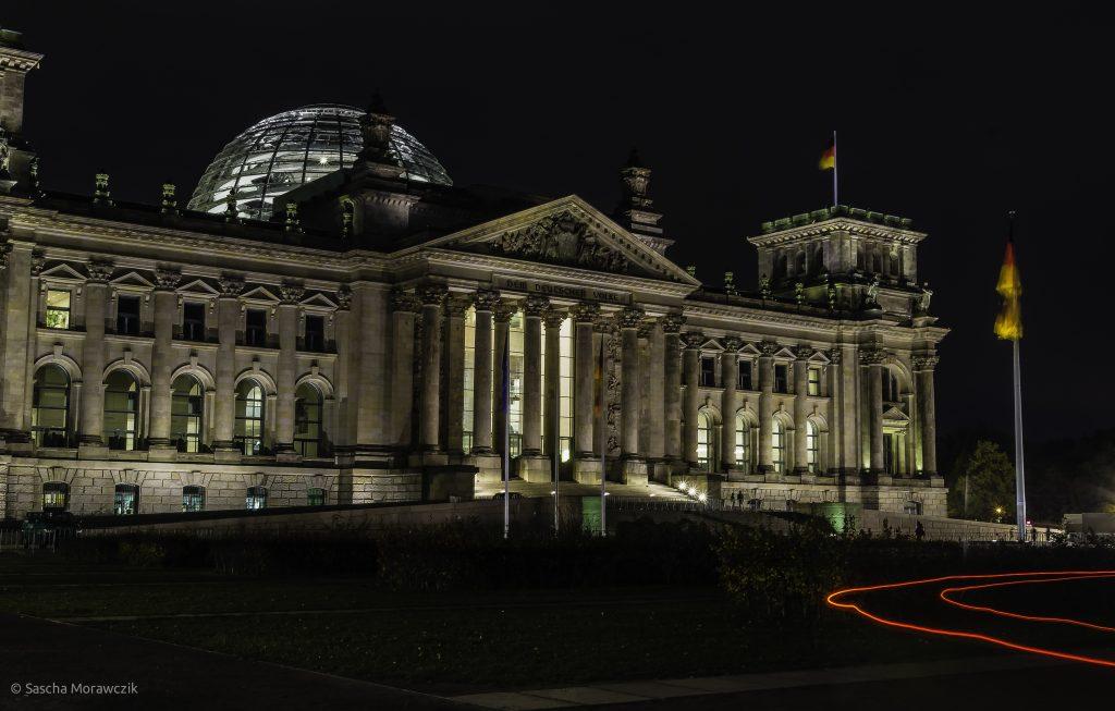 Reichstag 2012 in Berlin