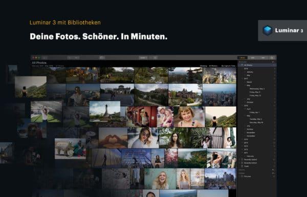 Luminar 3 Promo Cover Image